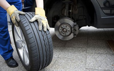 Cheap Tyre Replacement Service